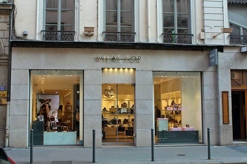 Magasin What For Lyon