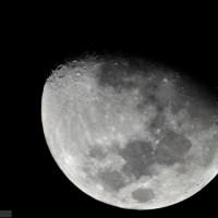 Conjunction Moon-Jupiter on 21 january 2013