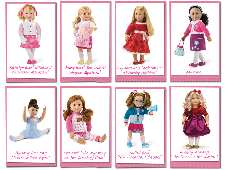 Our Generation Dolls - new to the UK (1/5)