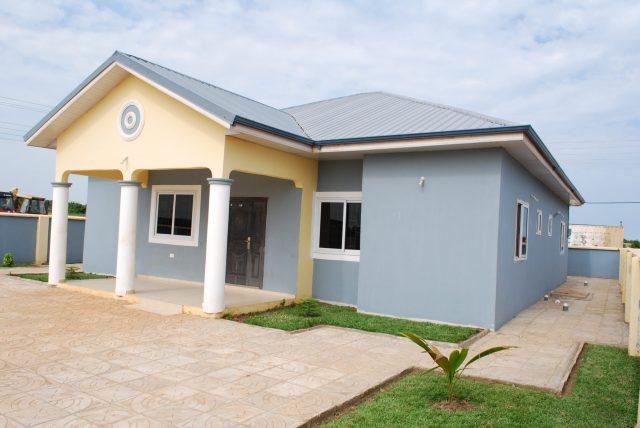 Adom City Estate. – Pride of Housing.