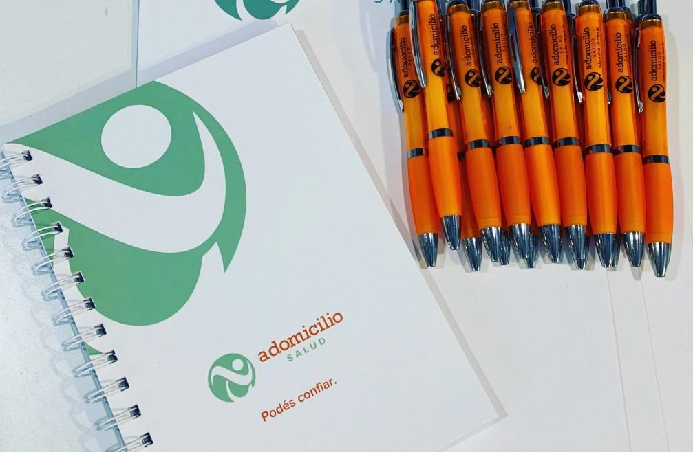 A Domicilio presente en el Congreso Argentino de Medicina Física y Rehabilitación