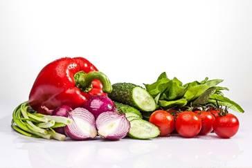 Frutas y vegetales, una alimentación preventiva