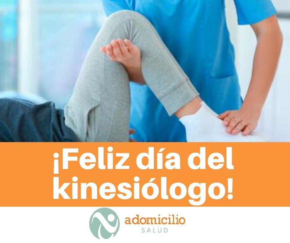 Feliz día del Kinesiólogo
