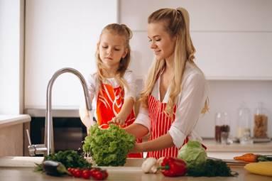 Verduras y Frutas: 5 mitos