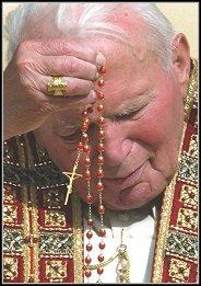 Znalezione obrazy dla zapytania ojciec św jan paweł obrazki
