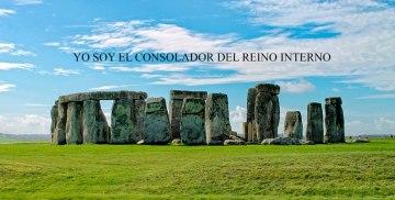 YO SOY EL CONSOLADOR DEL REINO INTERNO