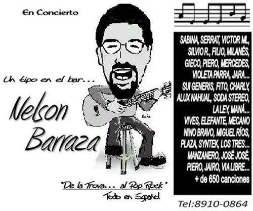 Nelson Barraza
