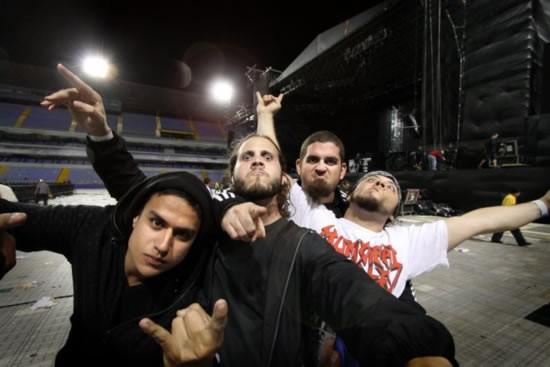 Pneuma Metallica - Adondeirhoy.com