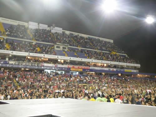 Concierto de Chayanne en Costa Rica 2011 - Adondeirhoy.com