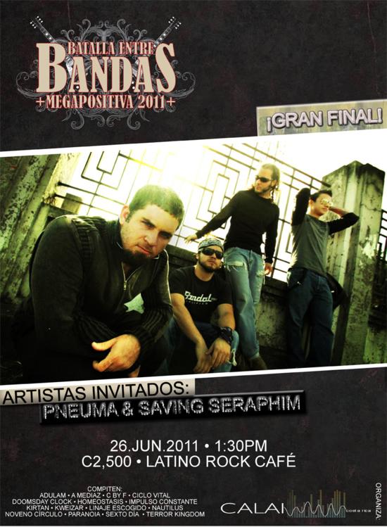 Adondeirhoy.com - Final Batalla entre Bandas 2011