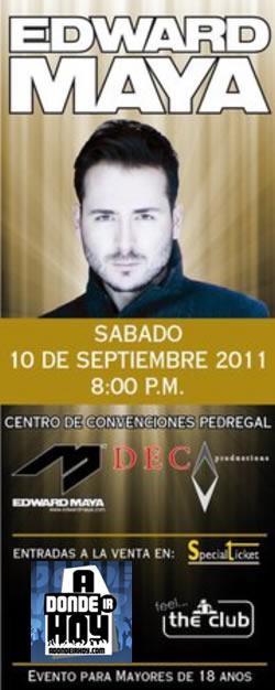 Edward Maya en Costa Rica - Adondeirhoy.com