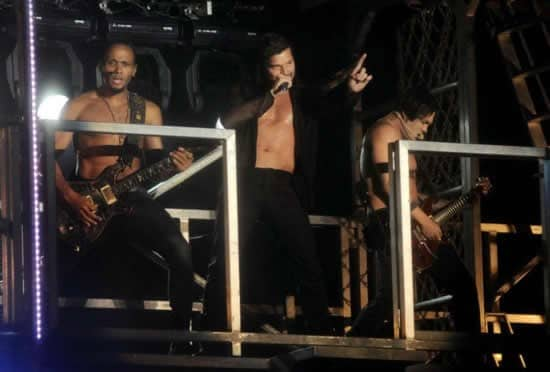 Ricky Martin lanza Come With Me