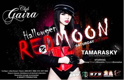 Adondeirhoy.com - Tamara Sky - Halloween en Costa Rica