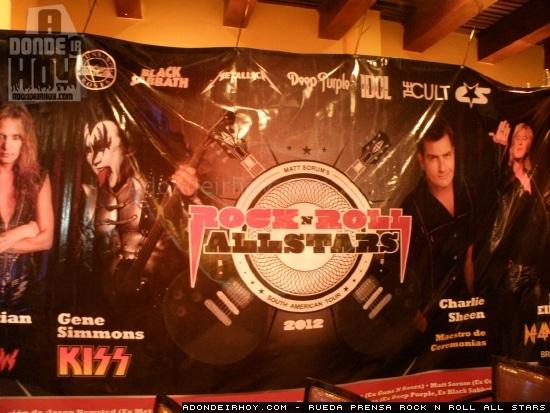Adondeirhoy.com - Rock n Roll All Stars