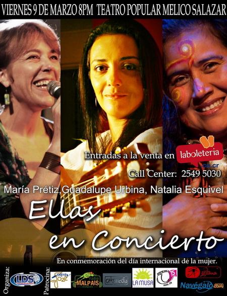 Concierto Ellas - Adondeirhoy.com