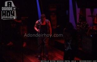 Batalla entre Bandas Metal 2012 60