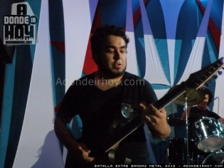 Batalla entre Bandas Metal 2012 61