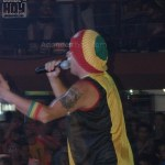 Concierto de Luis Alfa en Costa Rica