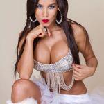 Melissa Mora Pasarela Kiss