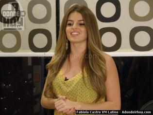 Fabiola Castro en VM Latino