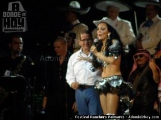 Festival Ranchero 2013 Palmares