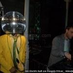J&B Electric Ball con Penguin Prison
