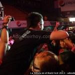 La Milixia en el Rock Fest 2013
