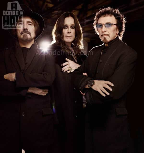 Black Sabbath en Costa Rica
