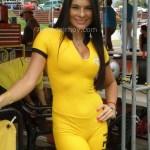 Cuarta Fecha MotorShow 2013 - Karina Arroyo
