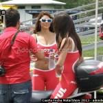 Cuarta Fecha MotorShow 2013 - Marianela Valverde y Veronica Mora