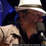 Concierto de Silvio Rodriguez en Costa Rica
