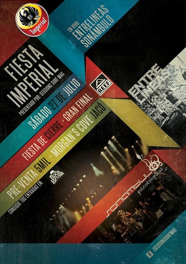 Fiesta de Cierre Imperial - Gran Final Reef 2013