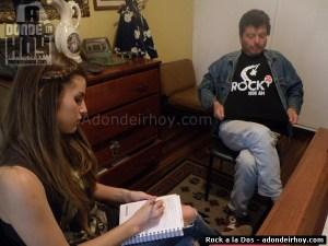 Rock a la Dos - Roberto Chiabra y Fabiola Castro