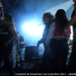 Concierto de Dread Mar I en Costa Rica