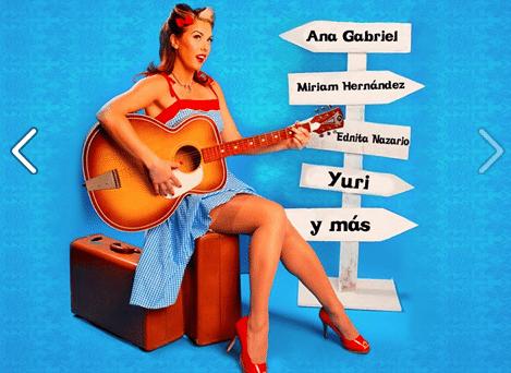 Musica plancha con Xiomara