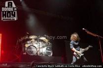 Concierto Black Sabbath en Costa Rica