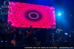 Concierto Juan Luis Guerra en Costa Rica