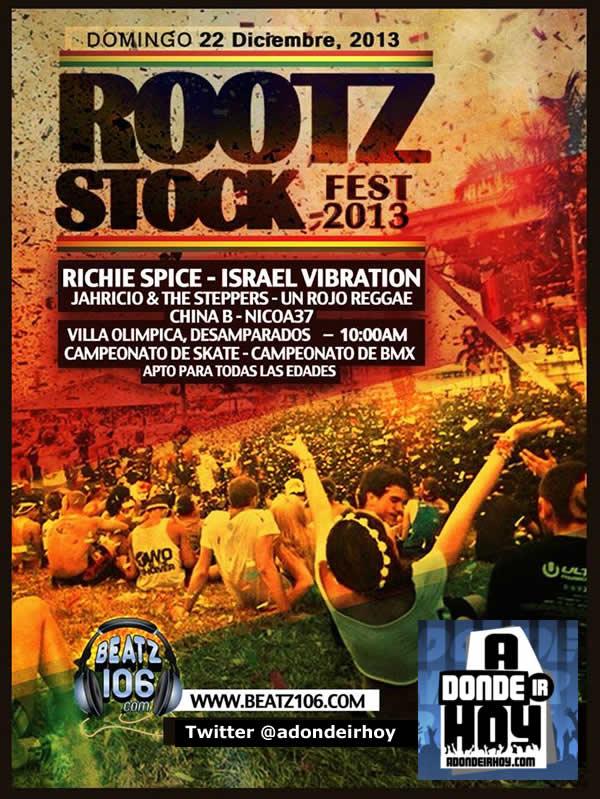 Rootz Stock Fest 2013