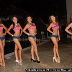 Candidatas Señorita Verano 2014