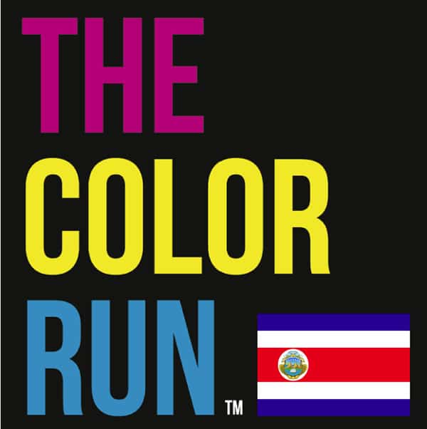 The Color Run en Costa Rica