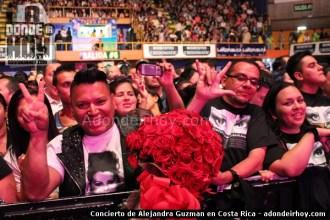 Concierto de Alejandra Guzman en Costa Rica