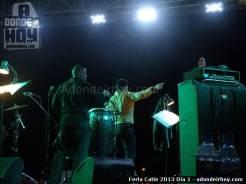 Concierto CATIE 2013 Dia 1