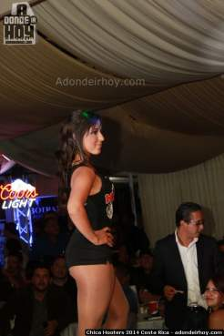 Chica Hooters 2014 Costa Rica 214