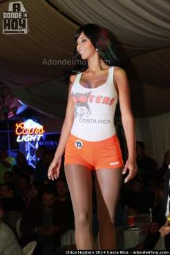 Chica Hooters 2014 Costa Rica 227