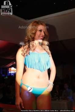 Pasarela Chica Hooters 2014 Bikini Costa Rica - 078