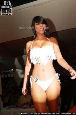 Pasarela Chica Hooters 2014 Bikini Costa Rica - 103