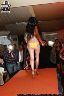 Pasarela Chica Hooters 2014 Bikini Costa Rica - 156