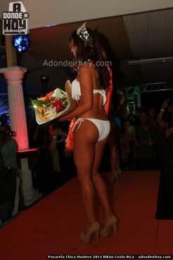 Pasarela Chica Hooters 2014 Bikini Costa Rica - 216