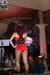 Pasarela Chica Hooters 2014 Disfraz Costa Rica - 070