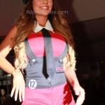 Pasarela Chica Hooters 2014 Disfraz Costa Rica - 113